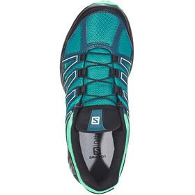 Salomon XT Maido - Chaussures running Femme - Bleu pétrole